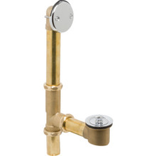 Bath Waste Brass Tubular Lift And Turn 20-Gauge