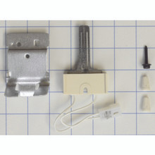 Whirlpool Dryer Igniter Kit and Bracket