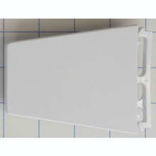 Whirlpool Refrigerator Door Shelf End Cap LH