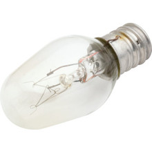 C7 Bulb Value Light 7W Candelabra Base Clear 25pk