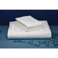 "Holiday Inn Pillowcase Queen White With ""Soft"" Embroidery Case Of 72"
