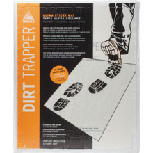 Sticky Mat Non-Skid Dirt Trapper
