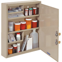 Medical Security Cabinet Large