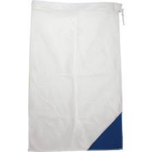 "Laundry Bag Washable Mesh 30""W x 40""L Blue Tag"