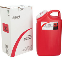 Sharps Recovery System 3 Gallon