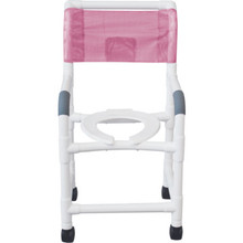 MJM Shower Chair Standard Mauve
