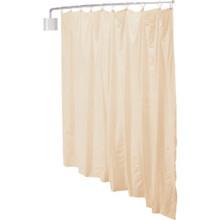 "Privacy Curtain Kit Beige 72""Lx90""W Telescoping"