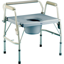 Invacare Commode Bariatric Drop-Arm