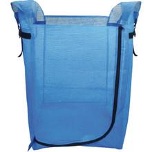 MJM Hamper Bag Mesh 55 Gallon Royal Blue