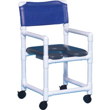 IPU Shower Chair Original Royal Blue