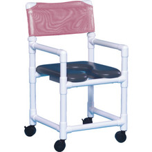 IPU Shower Chair Original Wineberry