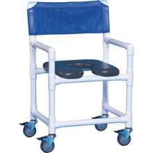 IPU Shower Chair Deluxe Royal Blue