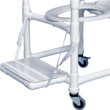 IPU Shower Chair Footrest Snap-On