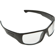 Pyramex Furix Black Frame Clear Anti-Fog Lens Safety Eyewear