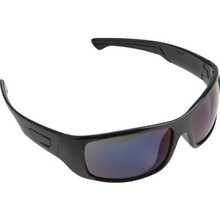 Pyramex Furix Black Frame Blue Mirror Anti-Fog Lens Safety Eyewear