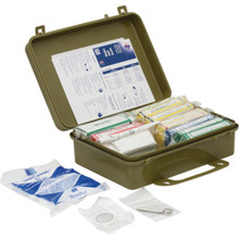 Certified Safety Camo First Aid Kit