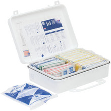 Certified Safety 16 Unit General Purpose First Aid Kit