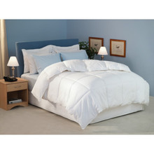 Royaloft Comforter Full 86x98 35 Oz White Case Of 2