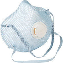 Moldex N95 Disposable Respirator With Exhale Valve - Package Of 10