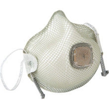 Moldex Handystrap N95 Disposable Respirator With Exhale Valve - Package Of 10