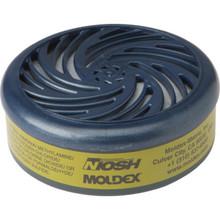 Moldex Multi-Gas/Vapor Smart Cartridges - Package Of 1 Pair