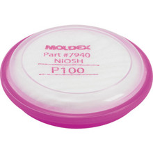 Moldex P100 Filter Disk - Package Of 2