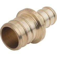 Sharkbite PEX/Barb Fitting Reducing Coupling 3/4 x 1/2