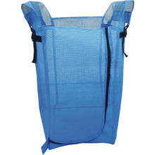 MJM Hamper Bag Mesh 33 Gallon Royal Blue