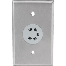 Nurse Call Station Edwards Replacement 5 Pin Receptacle
