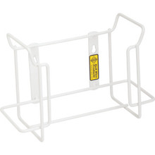 Glove Box Holder Single Side Entry Horizontal Orientation