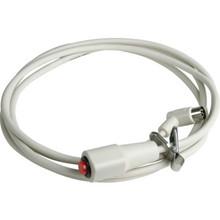 Nurse Call Cord Momentary 8 Pin Din 60-Degree Angled Plug 8'