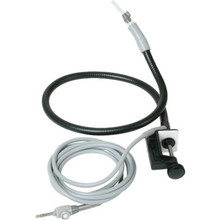"Nurse Call Cord Breathcall 1/4"" Phono Plug 9'"