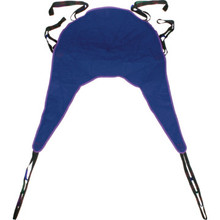 Invacare Reliant Divided Leg Sling Solid Polyester Extra Large