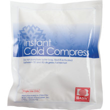 Instant Cold Pack Small 125 per Case