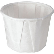 Solo Souffle Portion Cup .5 Ounce Case of 5000