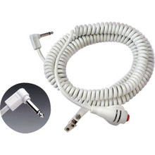 "Nurse Call Cord DuraCall 1/4"" Phono Plug 16' Coiled Cord"