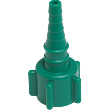 Oxygen Regulator Swivel Connector 50/Pkg
