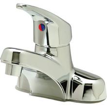 Zurn Sierra Lavatory Faucet Chrome Single Handle
