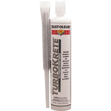 9 Oz Rust-Oleum Turbokrete High Performance Concrete Patching Caulk