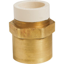 """CPVC Copper Transition Female Adapter - 3/4"""" x 3/4"""""""