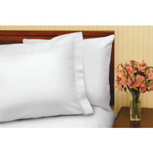 Suite Touch Sham T200 21x31 Queen White Case Of 24