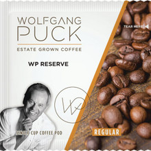 Wolfgang Puck Signature Regular 1 Cup Coffee Pod Case Of 300