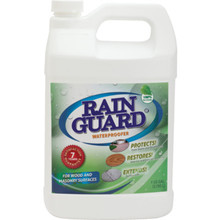 1 Gallon RainGuard 7-Year Masonry & Wood Pentrating Waterproofer