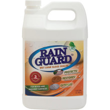 1 Gallon RainGuard Wet Look High Gloss Masonry & Wood Waterproofer Sealer