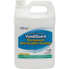 1 Gallon Rainguard Vandl-Guard Anti-Graffiti Coating