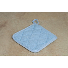 Pot Holder 7x7 Blue Package Of 12