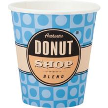 Donut Shop 10 oz Hot Cups 1000/Cs