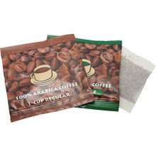 Decaf 1 Cup Coffee Pod, Case of 200