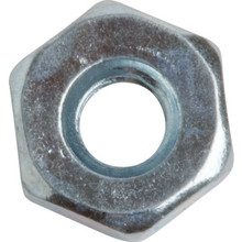 1/2-13 Stainless Steel Hex Nut Refill Box Package Of 6