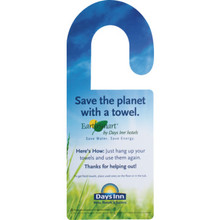 Days Inn EarthSmart Towel Hanger, Case of 100